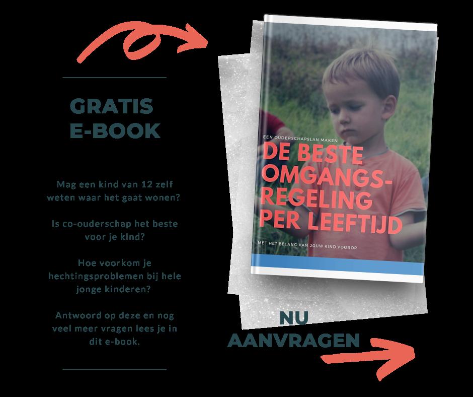 gratis e-book beste omgangsregeling